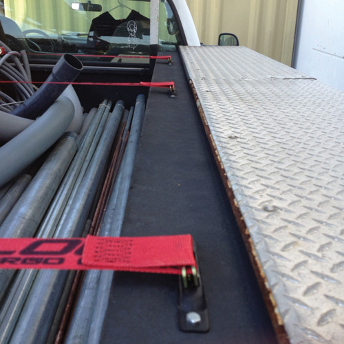 Mount to your truck bed