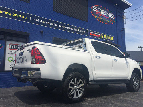 "2015+ Hilux 2"" Lift Rear Shackles"