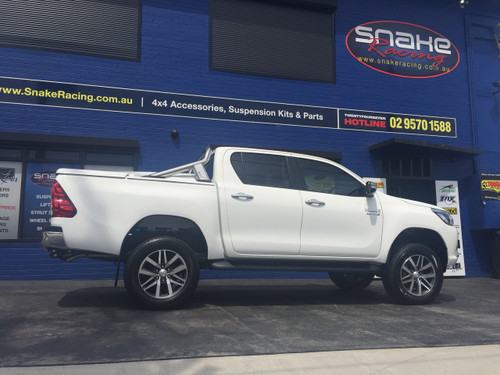 2015+ Hilux 50mm Econo Lift Kit