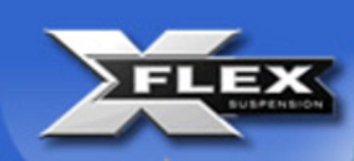 "DMAX 2012 on 3"" X Flex Suspension Kit"