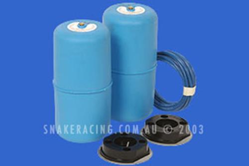 Navara NP300 Rear Air Bag Kit - Coil Rear