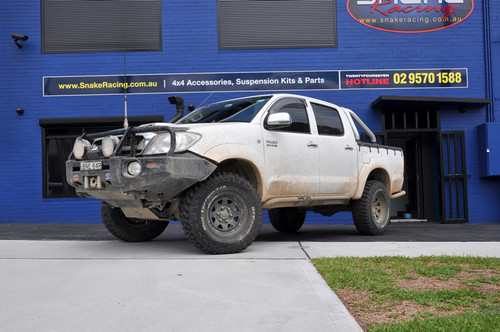"2005-15 Hilux 3"" Build up kit"