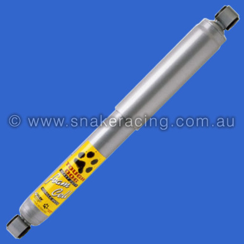 Your choice of Foam Cell or 9 Stage Adjustable shocks.