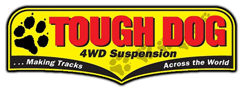 D21 Tough Dog 40mm Suspension Kit