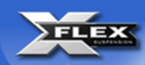 """Sierra 4"""" X Flex Suspension Kit"""