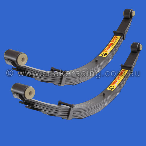 Courier/Bravo REAR Leaf Springs 40mm Lift