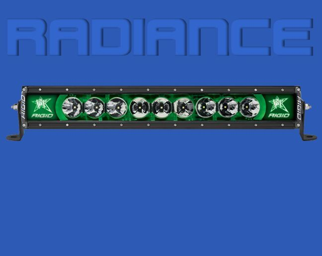 Radiance + LED Light Bars