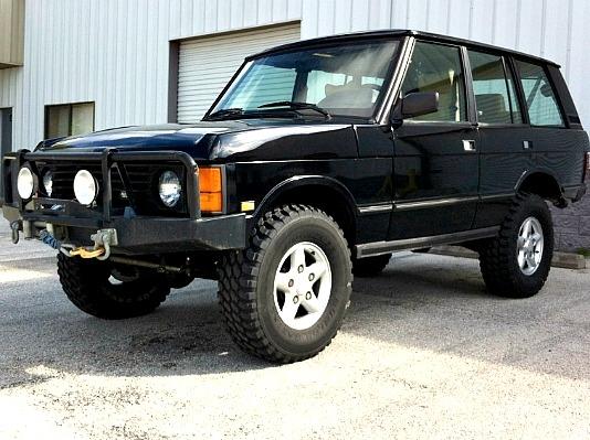 Range Rover Classic 6/72-95