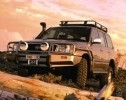 IFS LandCruiser 100 Series