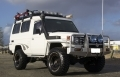 78 Series LandCruiser Troopy