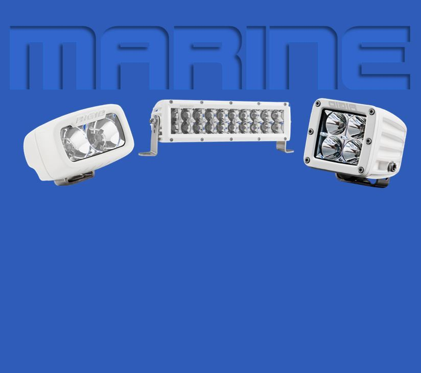 Marine Series LED Range