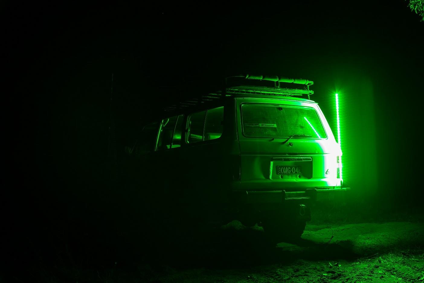 LED Whip Antenna