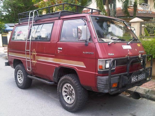 4x4 L300 4/83-1994