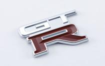 Nismo Heritage - Emblem - Rear, GT-R (KG1) - 84896-RHR22 (84896-05U02) - BNR32 Nissan Skyline GT-R