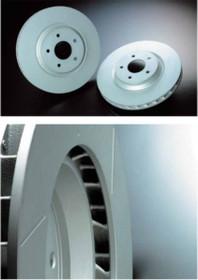 Nismo Sport Brake Rotor - Left (Brembo Caliper) - BNR32 Nissan Skyline GT-R - 40207-RSR45