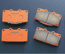 Nismo S-Tune Brake Pad Set - Front (Type M) - HCR32 Nissan Skyline GTS-T - 41060-RN25P