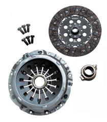 Nismo Sports Clutch Disc & Cover Set -  Cerametal B (Push) - BNR32 Nissan Skyline GT-R - 30210-RS245/30100RS612