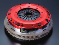 Nismo Super Coppermix Twin Clutch Kit - Competition Model - HCR32 Nissan Skyline GTS-T - 3002A-RR593-C