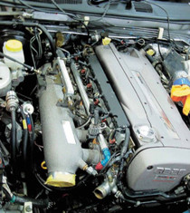 Nismo Intake Collector (Manifold) Kit - RB26DETT - BNR34 Nissan Skyline GT-R - 14110-RSR45