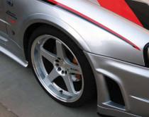 Nismo Fender Cover Set - BNR34 Nissan Skyline GT-R - 63000-RNR45