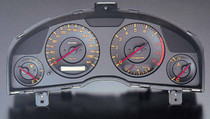 Nismo Combination Meter - Black - ER34 Nissan Skyline GT-T - 24810-RNR40