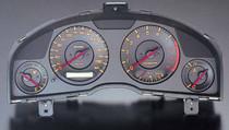 Nismo Combination Meter - Black - ER34 Nissan Skyline GT-T - 24810-RNR40