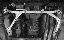 Nismo Under-Floor Reinforcing Bar - Front - BCNR33 Nissan Skyline GT-R - 54422-RSR35