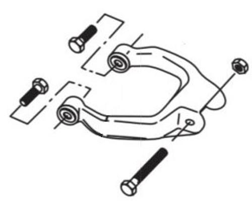 Nismo Circuit Link Set - ECR33 Nissan Skyline GTS-T - 54556-RS590-R