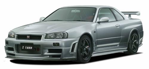 Nismo Z-tune Front Bumper Spoiler - BNR34 Nissan Skyline GT-R - 62020-RSR46