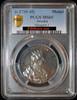 MS65 1728 Sweden Margaret I Silver Medal lovely toned