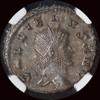 MS AD 253-268 Roman Empire Gallienus BI antoninianus (21mm, 6h).