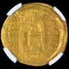 MS 3/5 4/5 491-518 AD Anastasius I Byzantine Empire Gold AV Solidus
