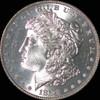 MS64 1886 P Morgan Dollar VAM 17 Doubled Arrows - Top 100
