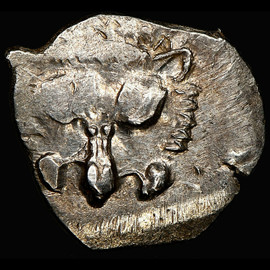 MS 390-360 BC LYCIAN DYNASTS Mithrapata AR sixth-stater