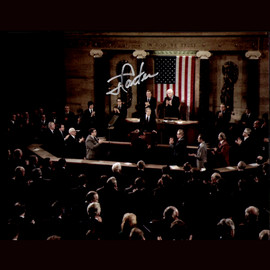 Certified President Jimmy Carter hand signed 8X10 photo Autographed State of Union