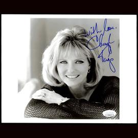 Certified Cheryl Tiegs Signed 8X10 Photo Actress Model Autograph COA #2