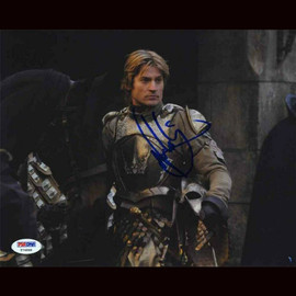 Certified Nikolaj Coster-Waldau Game Thrones Autographed Signed 8x10 Photo