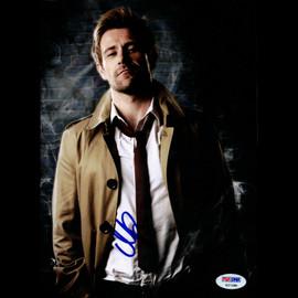 Certified Matt Ryan Constantine Autographed Signed 8x10 photo