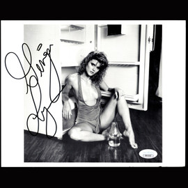 Certified Ginger Lynn Allen Actress Model Autographed Signed 8x10 photo