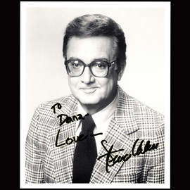 Steve Allen Autographed Signed 8x10 photo   Musician,  Composer,  Actor
