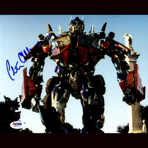 Certified Peter Cullen Transformers Autographed Signed 8x10 Photo