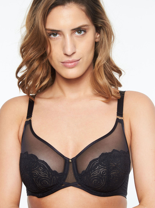 Chantelle Pyramide Underwired Full Cup Bra