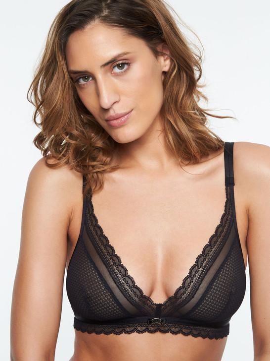 Chantelle Parisian Allure Non Wired Triangle Bra