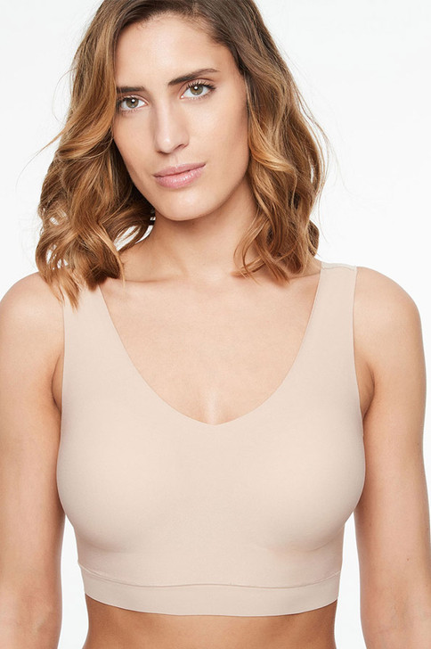 Chantelle Soft Stretch Padded Crop Top