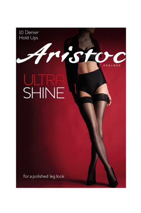 Aristoc 10 Denier Ultra Shine Hold Ups