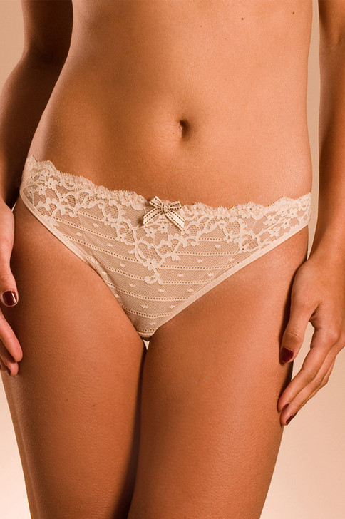 Chantelle Rive Gauche Brief Knicker Cappuccino