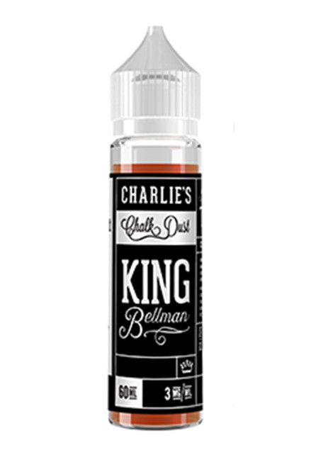 Charlies Chalk Dust Black Label (60ml)