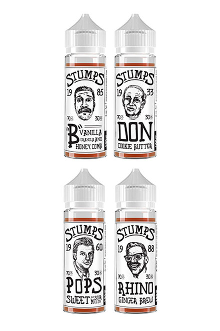 Stumps E-Liquid (100ml)