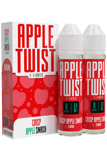 Apple Twist E-Liquid (2 x 60ml)