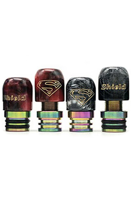 Shield Resin 510 Drip Tip